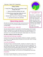 Feb March newsletter thumb